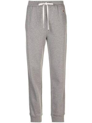 Grey Drawstring Track Pants