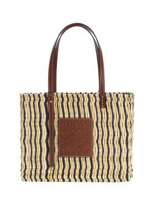 X Paulas Ibiza Square Basket Bag