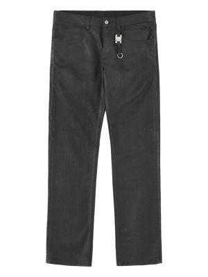 Black Moonlit 6 Pocket Jean