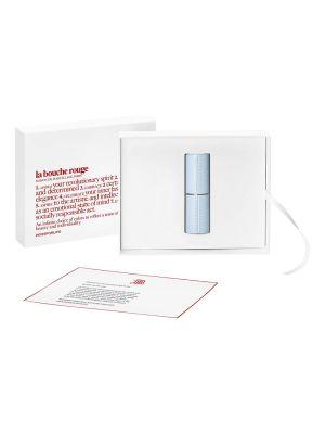 Blue Refillable Lipstick Case