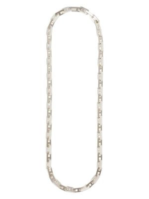 A Chain Link Necklace