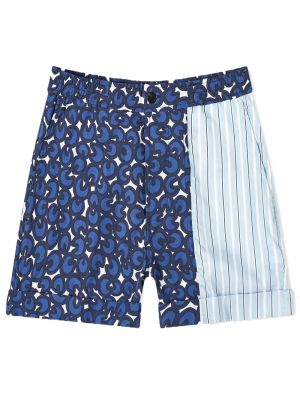 Pop Art Print Shorts