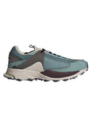 X Oamc Type O-5 Sneakers, Grey & Blue