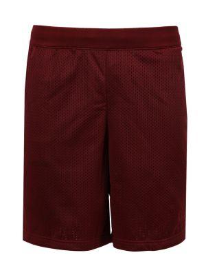 X Jonah Hill Basketball Shorts, Noble Maroon