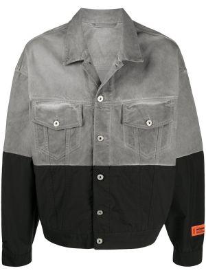 Denim Over Trucker Jacket