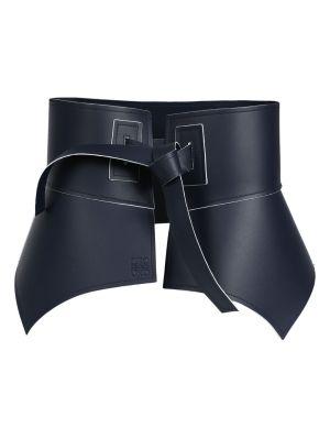 Obi Leather Corset Belt