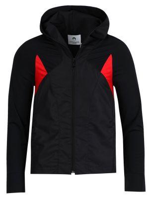 Optic Moon Protective Zipped Hooded Jacket