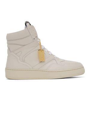 Mongoose High Top Sneaker, Bone