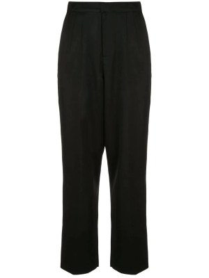 Over-sized Tailored Pants