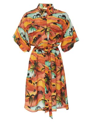 Oasis Safari Dress