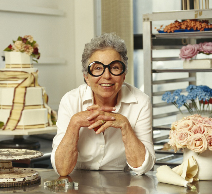 Sylvia Weinstock: The Queen of Cakes