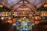 Luxe Organic Elegant Reception by Debbie Geller
