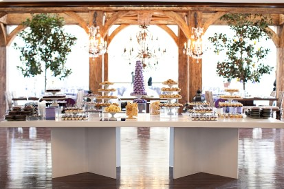 Brian Callaway Photography - BLUEBERRIES AND LAVENDER BUFFET