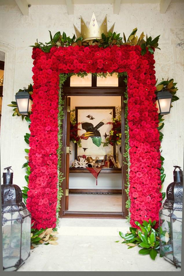 QG001 Ian Prosser Floral Design