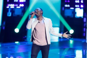 Episode 50 Rayshun Lamarr: The Voice Finalist Who Honed His Talents as a Wedding Entertainer