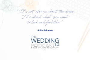 THE NEXT LEVEL: Julie Sabatino: The Stylish Bride