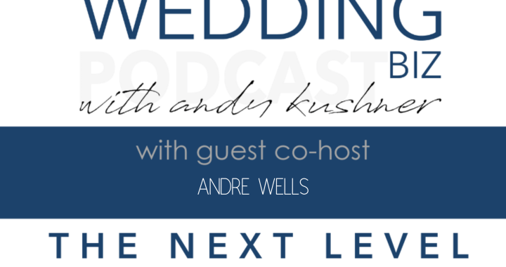 THE NEXT LEVEL: ANDRE WELLS Discusses MARK INGRAM: Bridal Gowns As Works Of Art