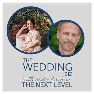 Episode 203 THE NEXT LEVEL: KIANA UNDERWOOD Discusses RACHEL BIRTHISTLE - The Lake Como Wedding Planner and Creating a Wedding with Contrasting Events