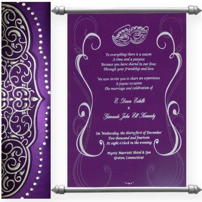 Indian Wedding Invitations Design Online