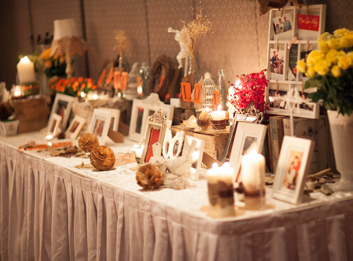 www.theweddingnotebook.com. Concept and Décor by Storybook