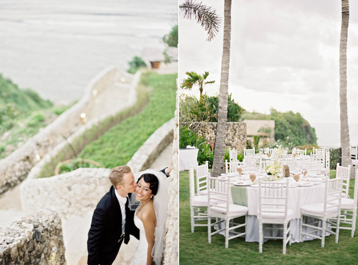 Wedding at Uluwatu. Vicki Grafton Photography. www.theweddingnotebook.com