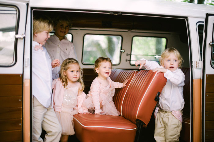 Adorable flowergirls and pageboys. Tealily Photography. www.theweddingnotebook.com