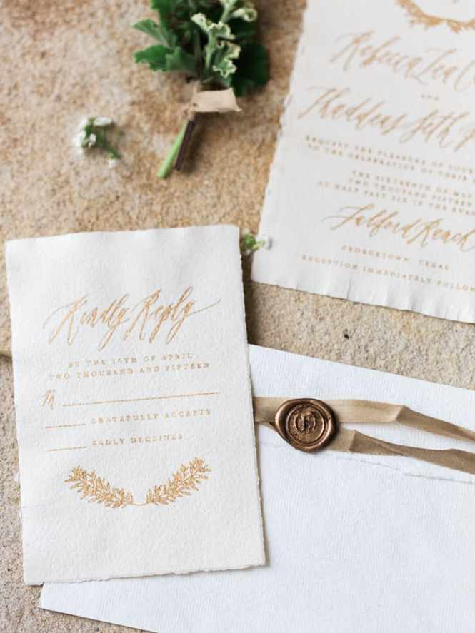 When Should I Order My Wedding Invitations