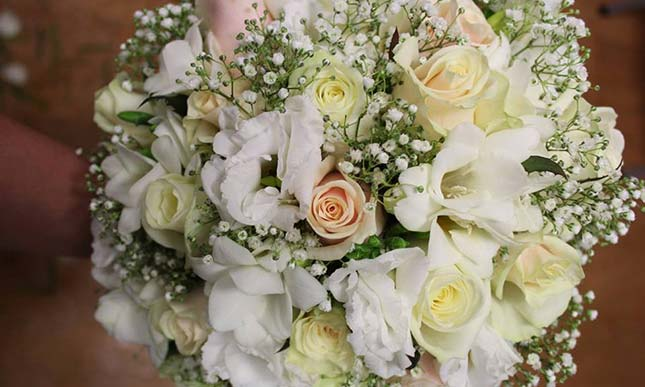 Wedding Flowers In South Wales