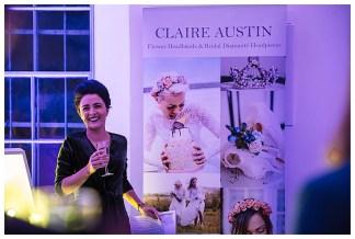 Claire Austin Bridal Hair Accessories - Official Launch Party