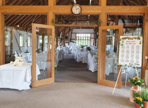 Ivy & Sunflower Bishops Stortford Wedding