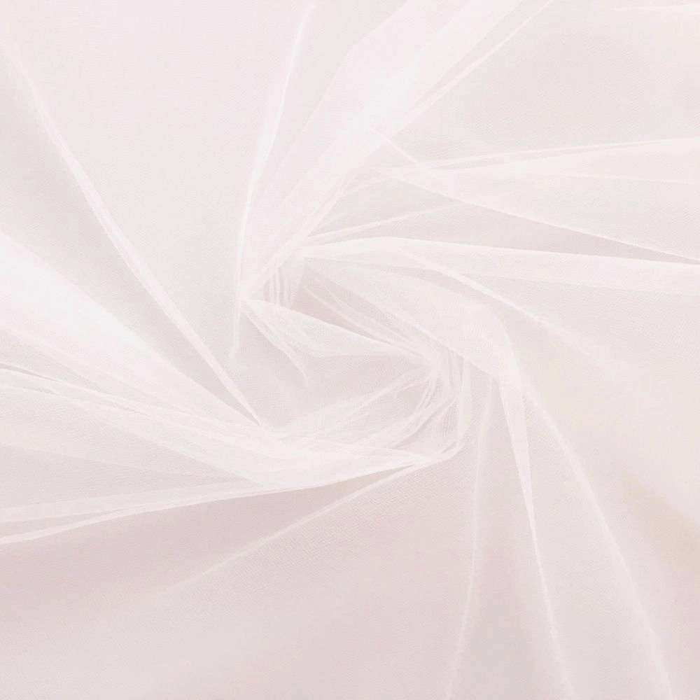 blush pink tulle