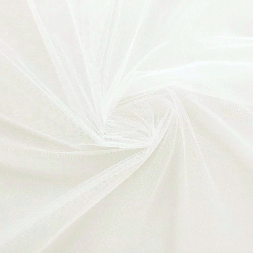 Light Ivory Tulle