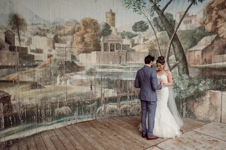 Natasha & Aaq Rock My Wedding