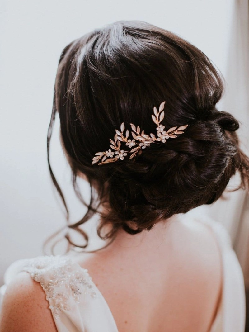 hp4650 bridal hair pins