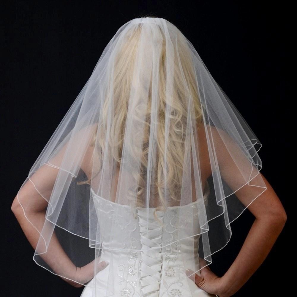 veil gathering styles