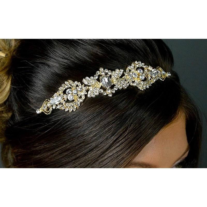tlt4674 gold headpiece