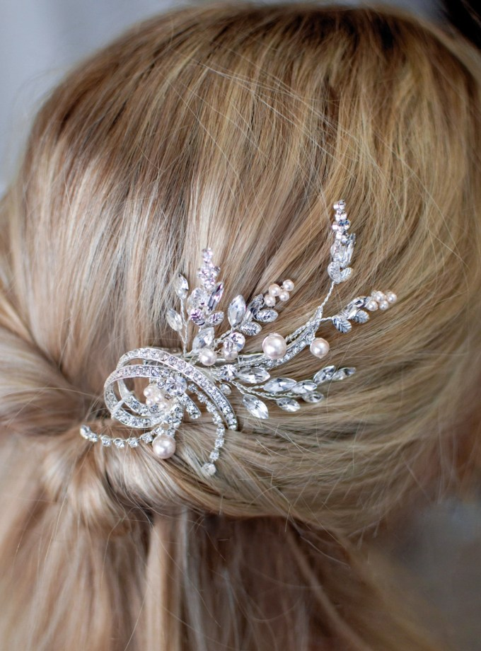 Lp740 bridal haircomb