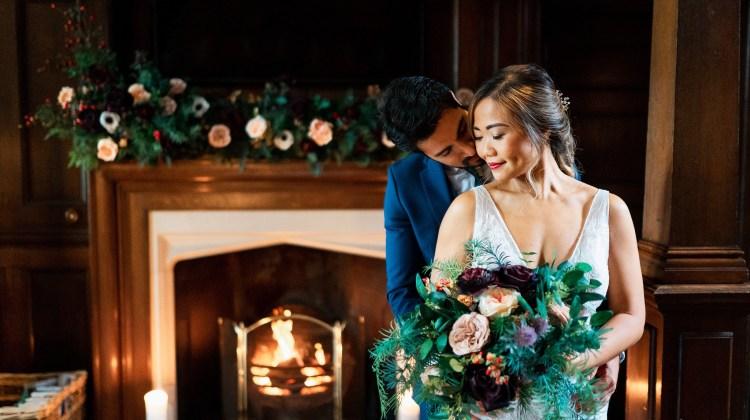 Christmas Wedding Inspiration | Styled Shoot