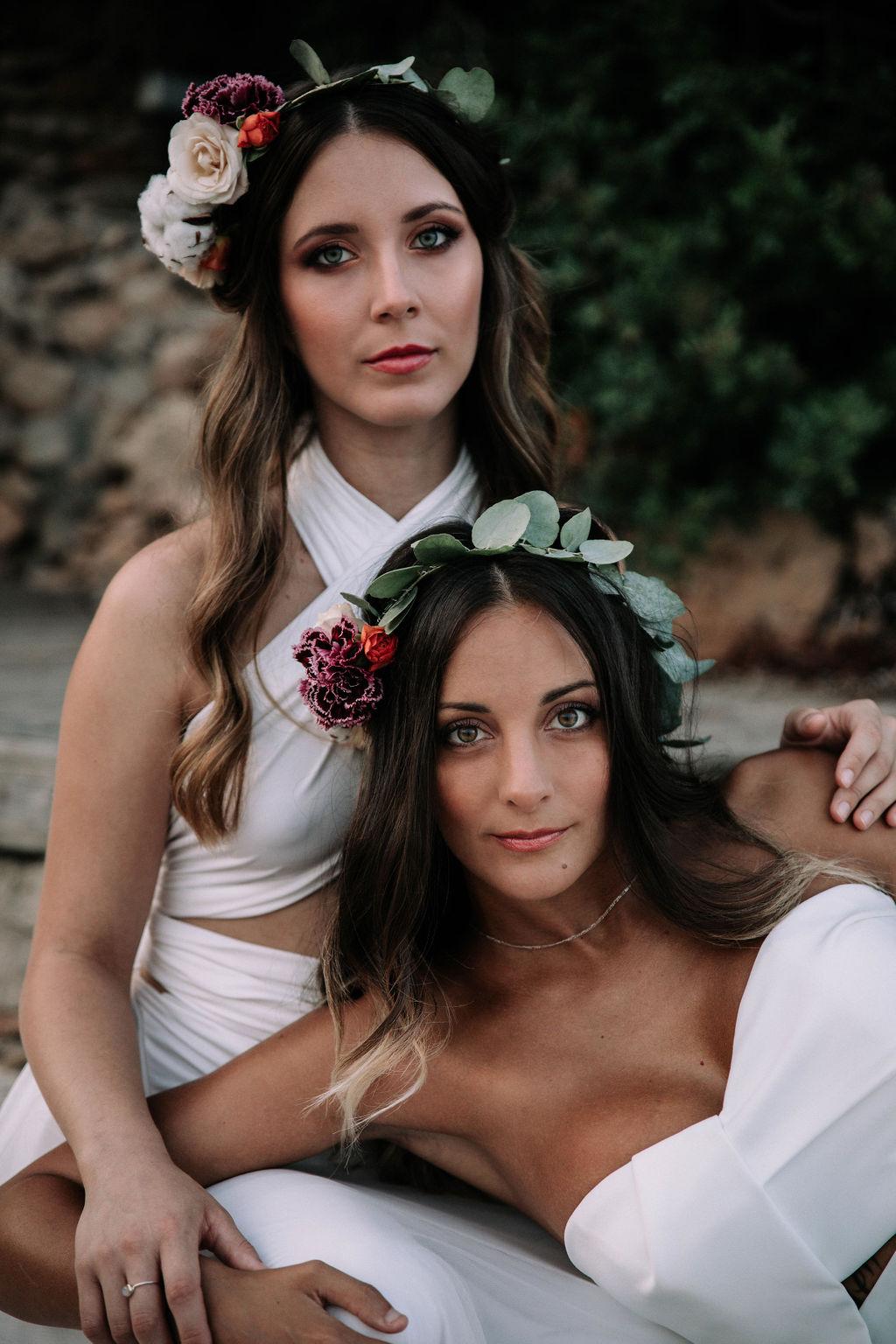 gay and lesbian wedding in Ibiza