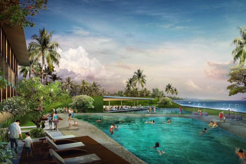 Wyndham Tamansari Jivva Bali Resort