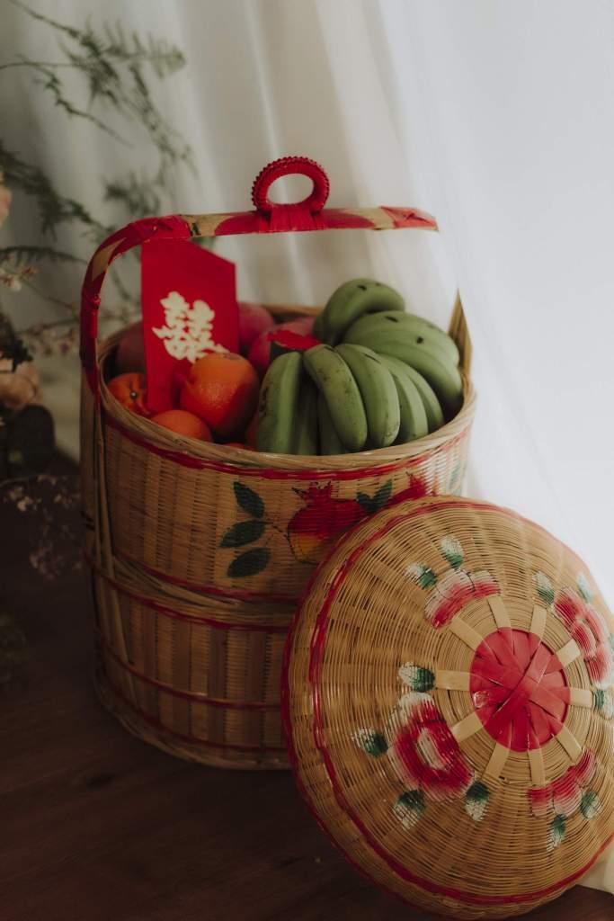 Wedding Guo Da Li Basket