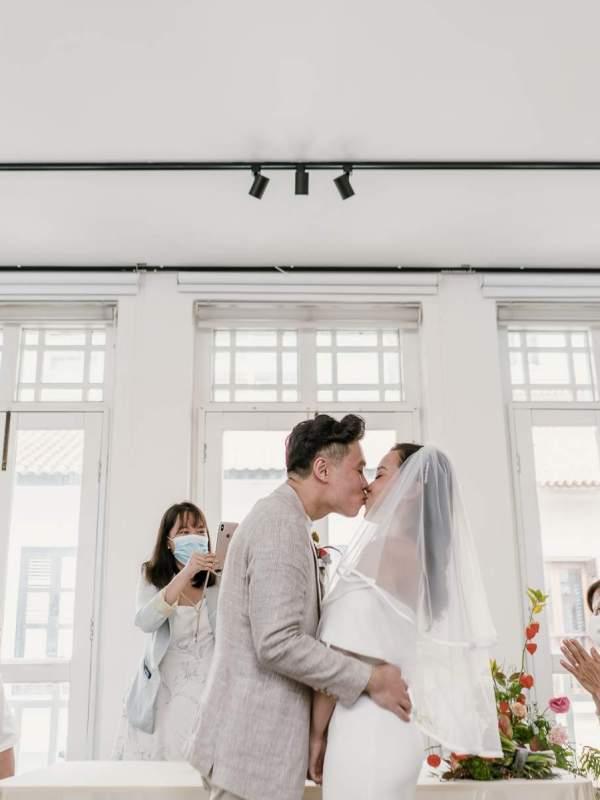 Real Wedding During a Pandemic: Noel & Nadia