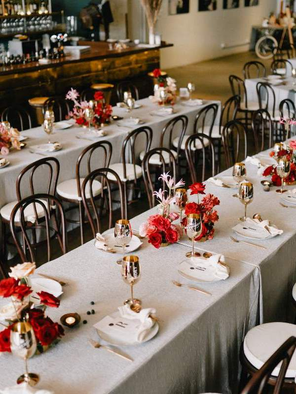 Eclectic Modernity Styled Shoot at Cargo39 With WEvents