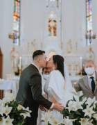 How a Wedding Florist Wed in the Midst of the Pandemic!