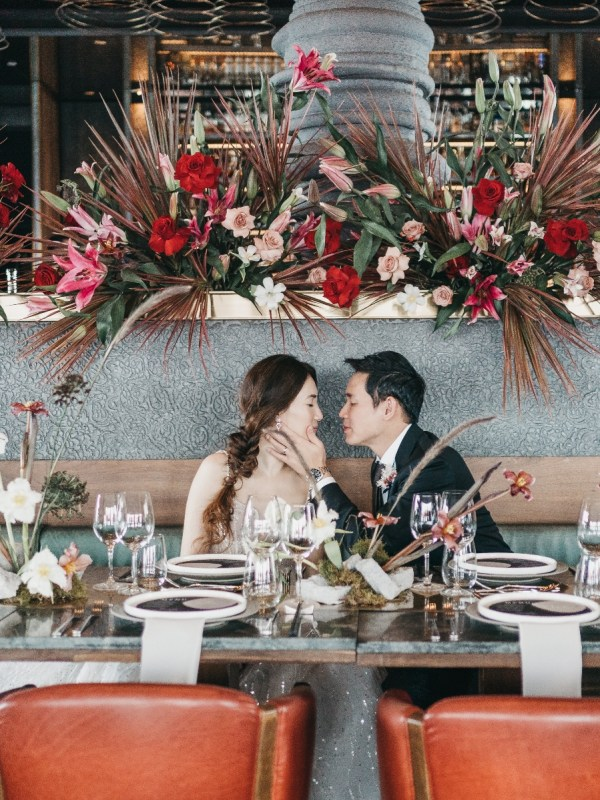 A Modern Edgy Styled Shoot at CÉ LA VI Singapore