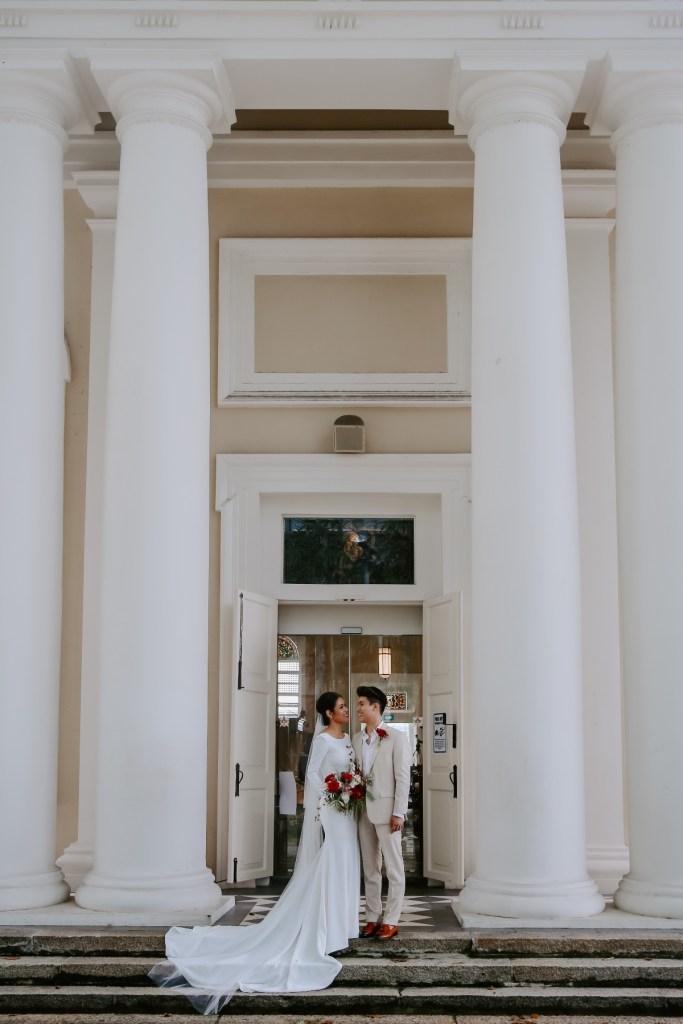 stellar wedding at 1-altitude