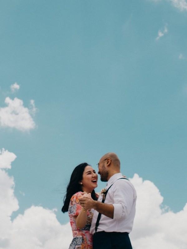 Chen Wei & Wei Qi's Heartfelt Home Wedding in Singapore