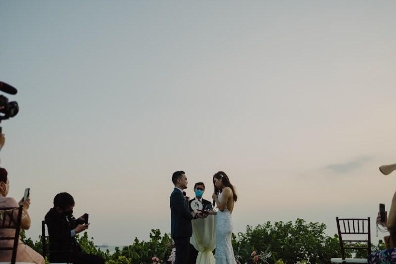 Panamericana wedding