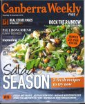 canberraweekly_10november2016_cover