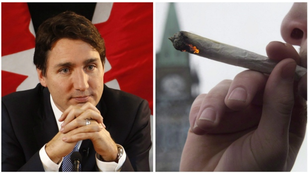 Legalizing pot in Canada will run afoul of global treaties, Trudeau warned